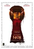 1408 - German Movie Poster (xs thumbnail)