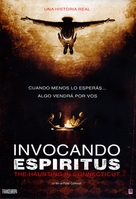 The Haunting in Connecticut - Argentinian Movie Cover (xs thumbnail)