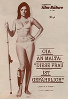 Death Is a Woman - German poster (xs thumbnail)