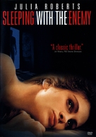 Sleeping with the Enemy - DVD cover (xs thumbnail)