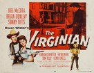 The Virginian - Movie Poster (xs thumbnail)