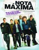 The Perfect Score - Brazilian DVD movie cover (xs thumbnail)