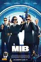 Men in Black: International - Australian Movie Poster (xs thumbnail)
