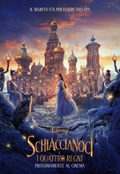 The Nutcracker and the Four Realms - Swiss Movie Poster (xs thumbnail)