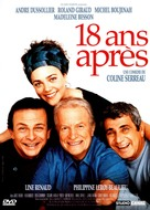 18 ans après - French DVD movie cover (xs thumbnail)