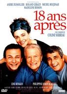18 ans après - French DVD movie cover (xs thumbnail)