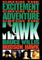 Hudson Hawk - DVD movie cover (xs thumbnail)