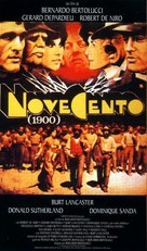 Novecento - French VHS cover (xs thumbnail)