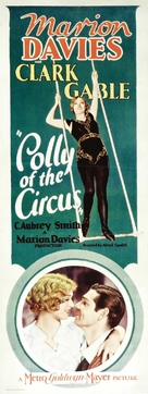 Polly of the Circus - Movie Poster (xs thumbnail)
