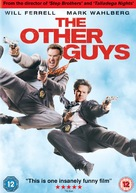 The Other Guys - British DVD movie cover (xs thumbnail)