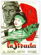 La strada - French Movie Poster (xs thumbnail)