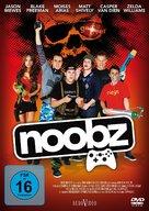 Noobz - German DVD cover (xs thumbnail)