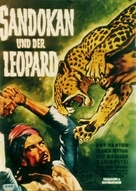 Sandokan contro il leopardo di Sarawak - German Movie Poster (xs thumbnail)
