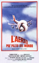 Airplane! - Italian Movie Poster (xs thumbnail)