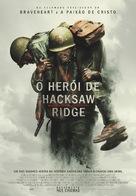 Hacksaw Ridge - Portuguese Movie Poster (xs thumbnail)