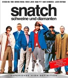 Snatch - German Blu-Ray movie cover (xs thumbnail)