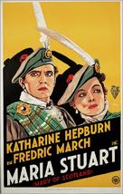 Mary of Scotland - Dutch Movie Poster (xs thumbnail)