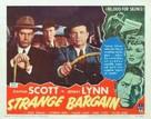 Strange Bargain - poster (xs thumbnail)