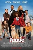 Annie - Norwegian Movie Poster (xs thumbnail)