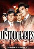 """""""The Untouchables"""" - DVD movie cover (xs thumbnail)"""