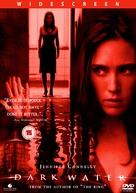 Dark Water - British DVD cover (xs thumbnail)