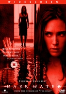 Dark Water - British DVD movie cover (xs thumbnail)