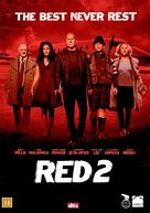 RED 2 - Danish DVD movie cover (xs thumbnail)