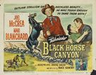 Black Horse Canyon - Movie Poster (xs thumbnail)
