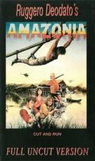 Cut and Run - German VHS cover (xs thumbnail)