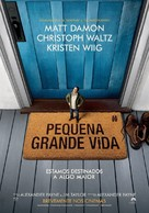 Downsizing - Portuguese Movie Poster (xs thumbnail)