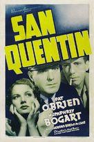 San Quentin - Movie Poster (xs thumbnail)