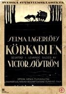 Körkarlen - Swedish DVD movie cover (xs thumbnail)