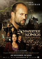 In the Name of the King - German Movie Poster (xs thumbnail)