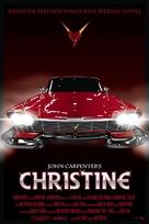 Christine - Movie Poster (xs thumbnail)