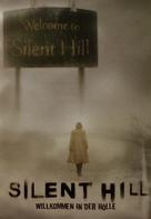 Silent Hill - German DVD cover (xs thumbnail)