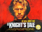 A Knight's Tale - British Movie Poster (xs thumbnail)
