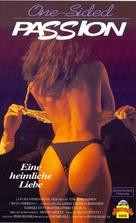 Senza vergogna - German VHS movie cover (xs thumbnail)