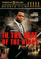 In the Heat of the Night - Danish DVD movie cover (xs thumbnail)