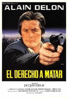3 hommes à abattre - Spanish Movie Poster (xs thumbnail)