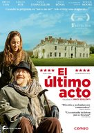 The Carer - Spanish DVD movie cover (xs thumbnail)