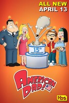 """American Dad!"" - Movie Poster (xs thumbnail)"