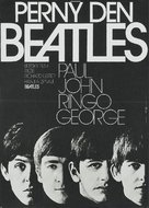 A Hard Day's Night - Czech Re-release movie poster (xs thumbnail)