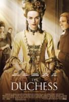 The Duchess - Movie Poster (xs thumbnail)