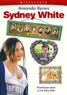 Sydney White - Canadian DVD cover (xs thumbnail)
