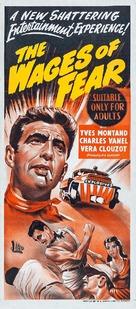 Le salaire de la peur - Australian Movie Poster (xs thumbnail)