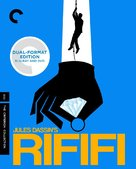 Du rififi chez les hommes - Blu-Ray movie cover (xs thumbnail)