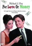 For Love or Money - DVD movie cover (xs thumbnail)