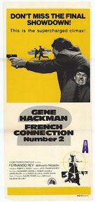 French Connection II - Australian Movie Poster (xs thumbnail)