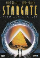 Stargate - Turkish DVD movie cover (xs thumbnail)