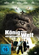 King of the Lost World - German Movie Cover (xs thumbnail)